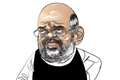 Amit Shah's Good Food