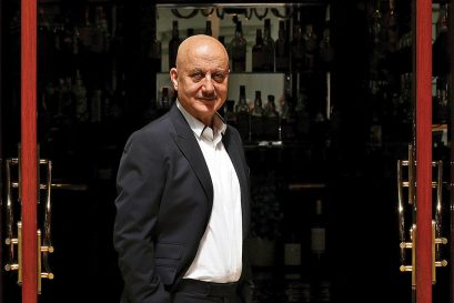 Anupam Kher: Loser, Fighter, Winner