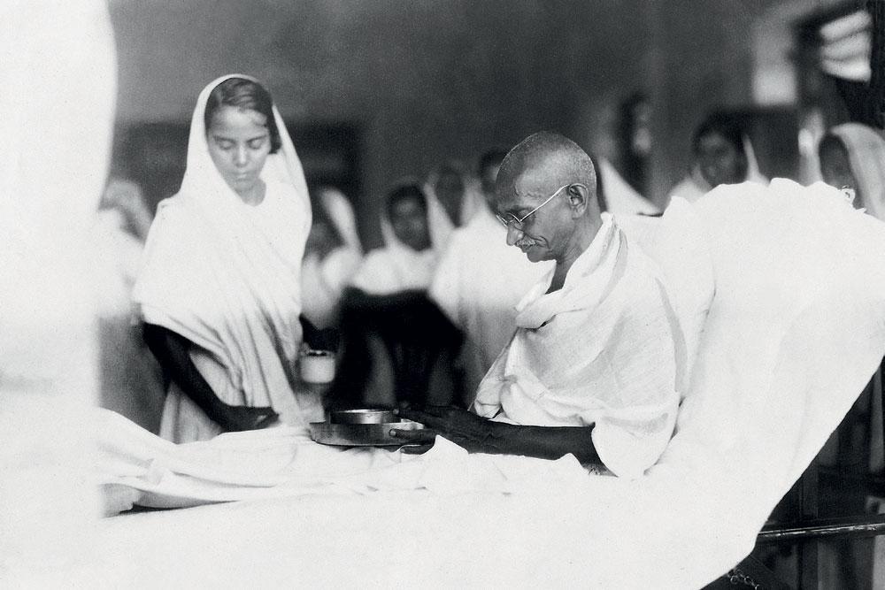Gandhian Menu: Oh, the Cursed Fruit