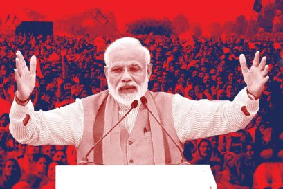 The shifting attitudes of Indian democracy