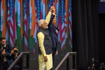 Modi Hits America