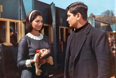 Learning from Hindi cinema's classroom aesthetics