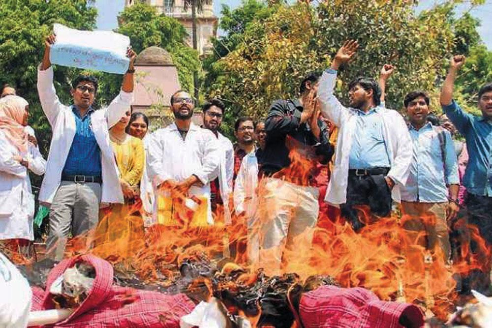 Ayushman Bharat: Warning Symptoms