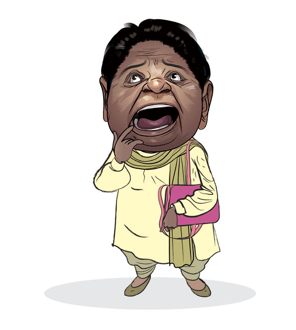 The Mayawati Question