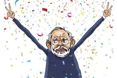 Modi's Master Stroke
