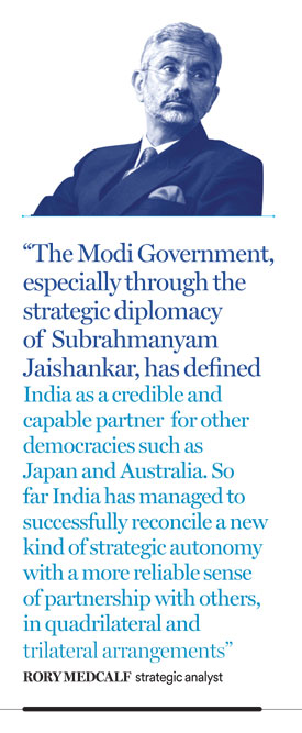 Narendra Modi: The Global Campaigner
