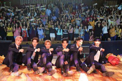 The K-pop Wave