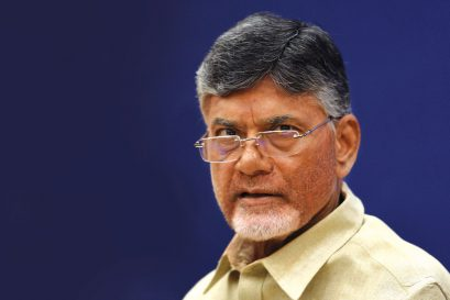 'In 40 years, I have never seen such a vindictive Chief Minister' says Chandrababu Naidu
