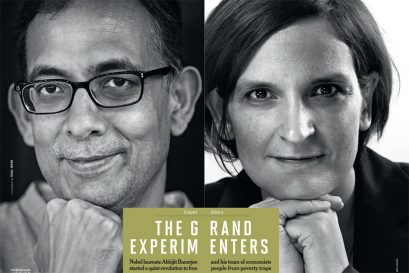 The Grand Experimenters