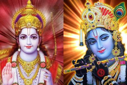Rama and Krishna: Two Sides of Divinity
