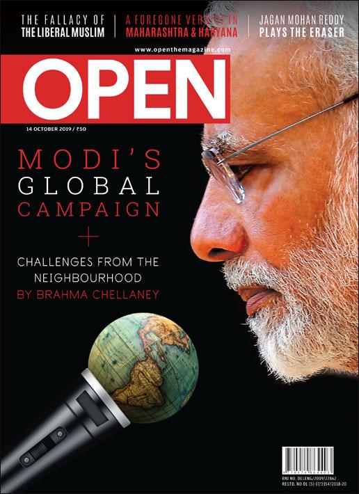 Modi's Global Campaign