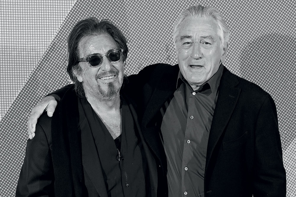 Al Pacino and Robert De Niro: The Al & Bob Show