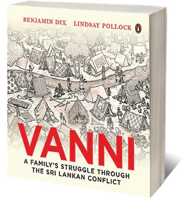Vanni: A Family's Struggle Through the Sri Lankan Conflict /