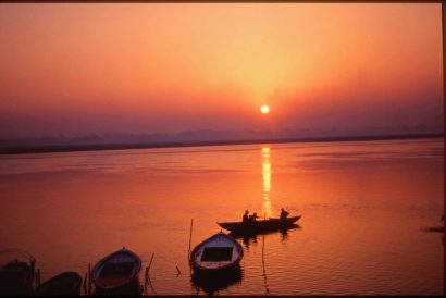 To Benares, My Love