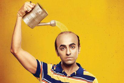 Breaking Bald