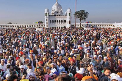 The Kartarpur Model
