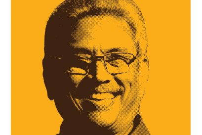 Gotabaya Rajapaksa: Return of the Strongman