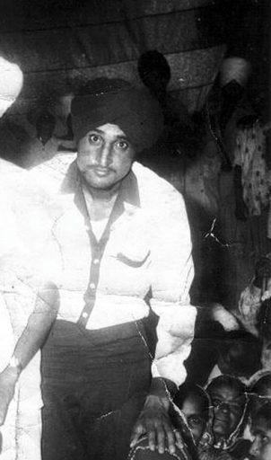 Satwant Singh (Indira Gandhi's assassin): Photoshopped Wedding