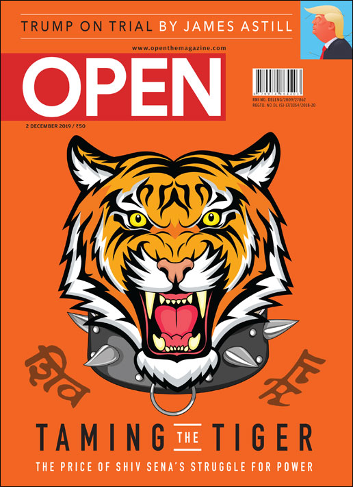 Shiv Sena: Taming the Tig