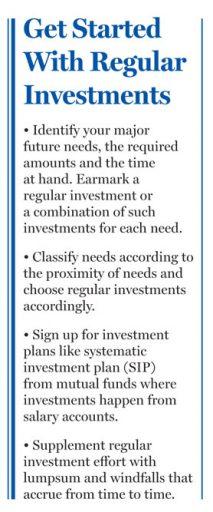 Unlock The Door Of Regular Investments