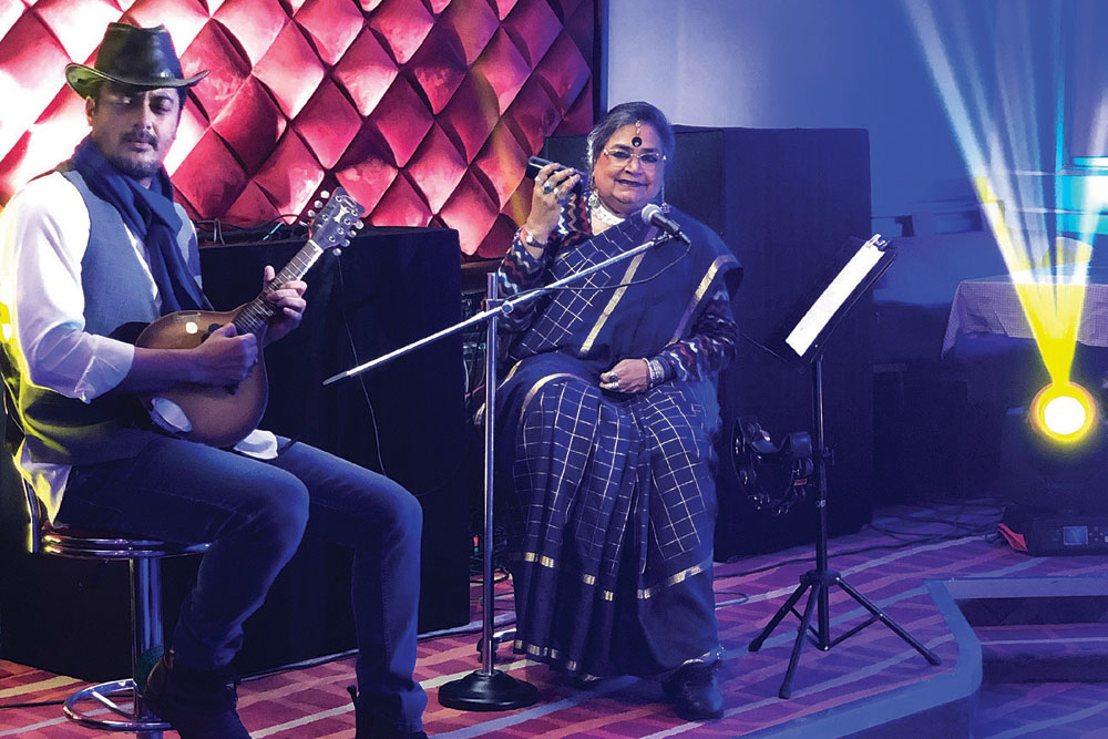 Usha Uthup: Still Rocking