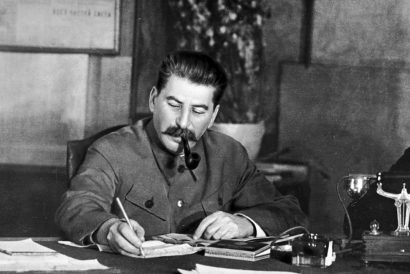 Behind the upsurge in Stalin's popularity