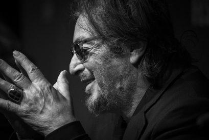 Al Pacino: 'It's been a good life'