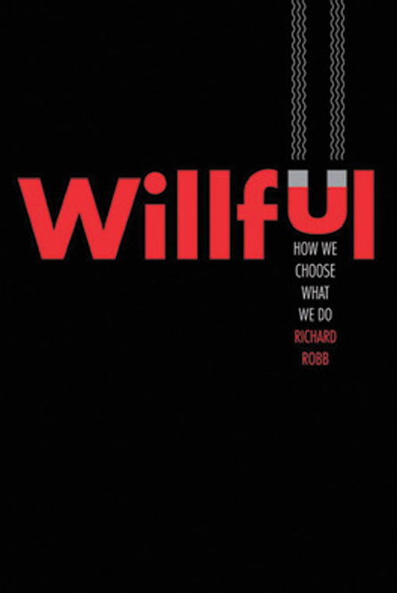 In Willful: How We Choose What We Do