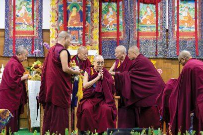 In the Dalai Lama's Shadow