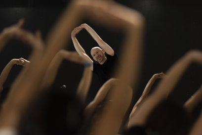 Eddie Stern: 'Yoga changed everything'