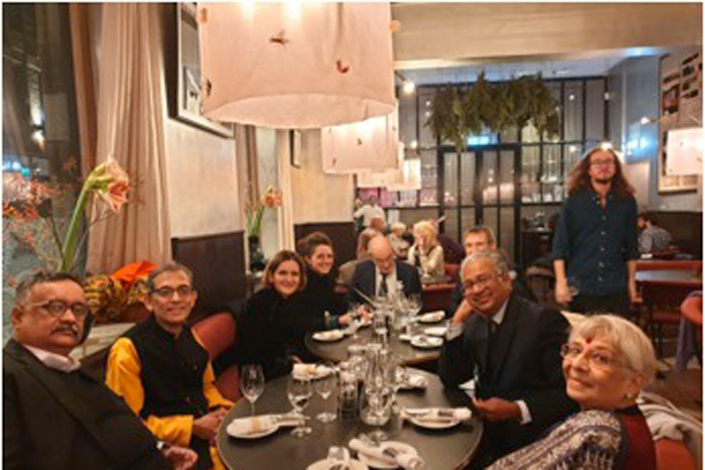 Five Days With Abhijit & Esther in Stockholm