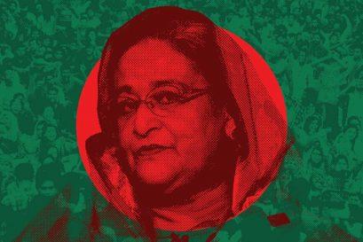 Bangladesh Hits a 1971 Squall