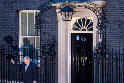 Boris Begins Anew