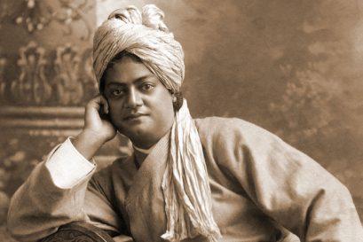 Vivekananda: The Double Helix