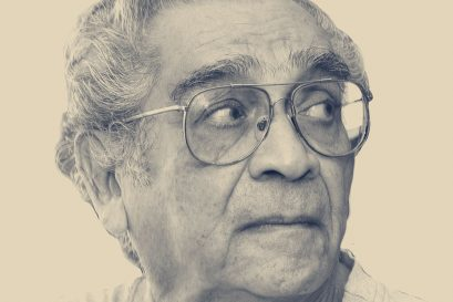 Akbar Padamsee (1928-2020): Master of Metascapes