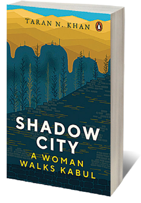 Shadow City: A Woman Walks Kabul /