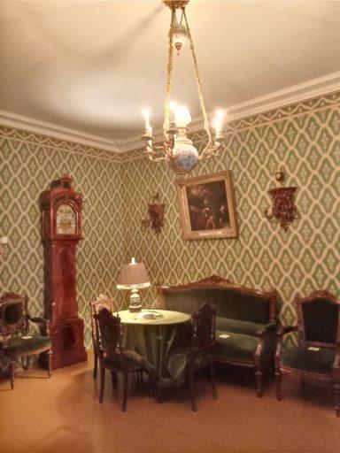 A visit to Fyodor Dostoyevsky's House