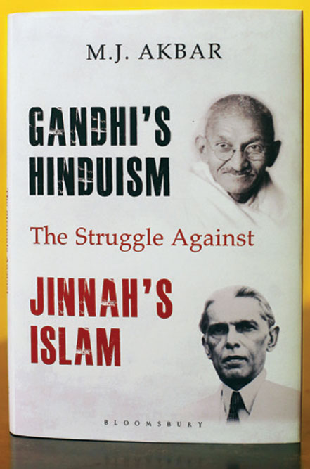 Gandhi's Hinduism: The Struggle Against Jinnah's Islam /