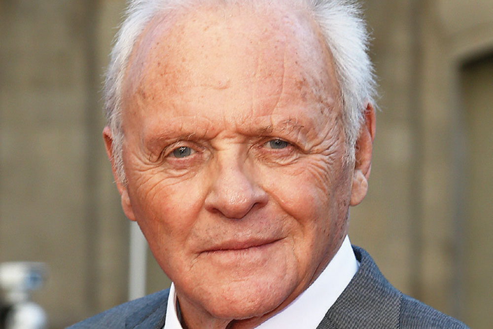 Some really big force has guided my life, says Anthony Hopkins - Open The  Magazine