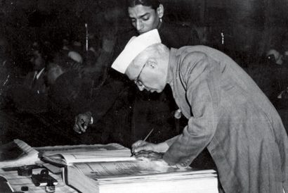 The Sword of Nehru