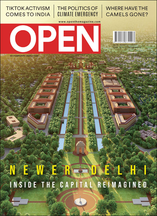 Newer Delhi