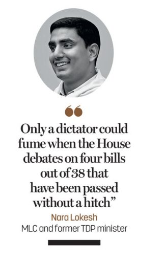Jagan Mohan Reddy: The Disruptor