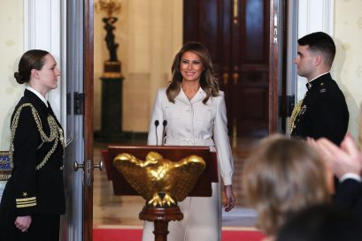 Melania Trump: The Low-Key First Lady
