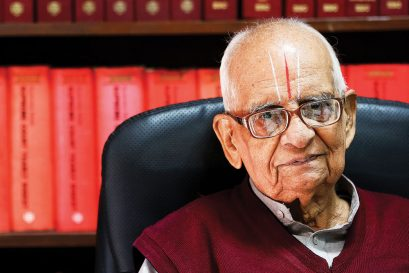 K Parasaran: God's Advocate
