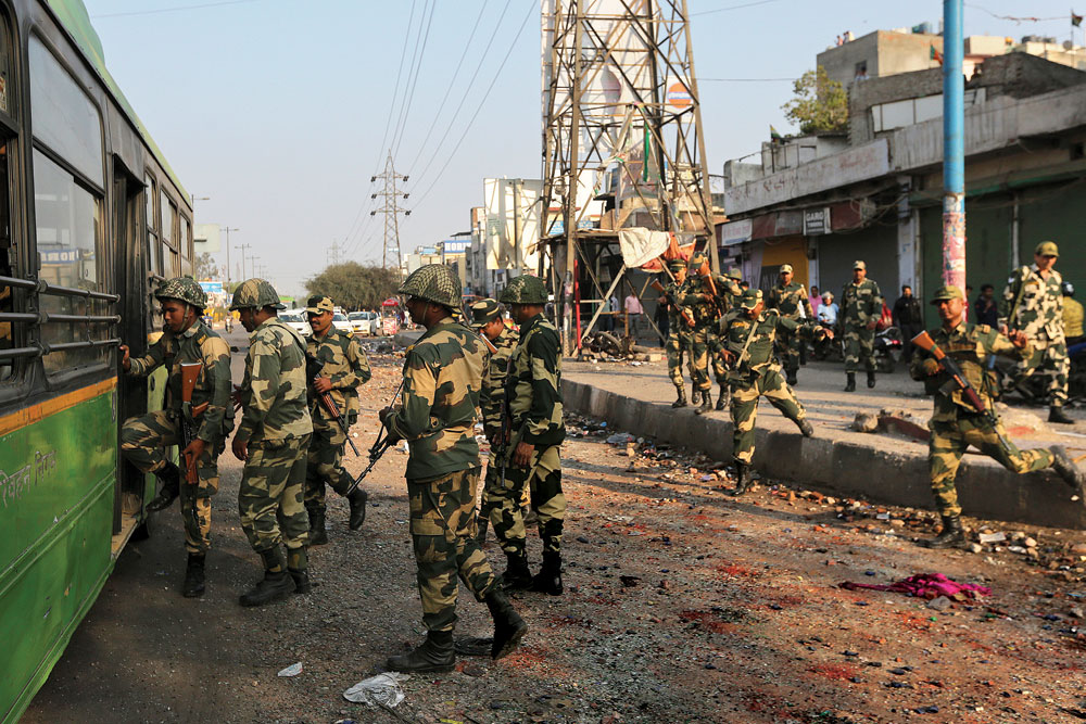 Hate Wave in Delhi