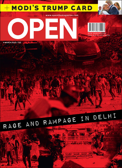 Rage and Rampage in Delhi