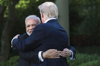 Trusting in Trump