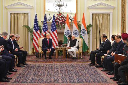 Modi and Trump: Vows Renewed