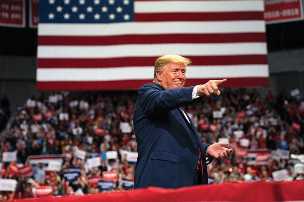 Biden His Time: Is it Joe Biden vs Donald Trump in November?