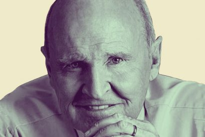 Jack Welch (1935-2020): The Legend of Jack